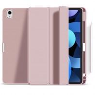Mobiq Flexibele TriFold Hoes iPad Air 10.9 (2020) Roze - 1