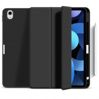 Mobiq Flexibele TriFold Hoes iPad Air 10.9 (2020) Zwart - 1