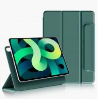 Mobiq Magnetische Folio Hoes iPad Pro 11 inch (2021/2020/2018) en iPad Air (2020) Donkergroen - 1