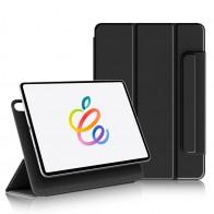 Mobiq Magnetische Folio Hoes iPad Pro 11 inch (2021/2020/2018) en iPad Air (2020) Zwart - 1