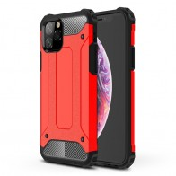 Mobiq Rugged Armor Case iPhone 11 Pro Max Rood - 1