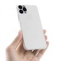 Mobiq Ultra Dun 0,3mm iPhone 11 Pro Max Hoesje Transparant - 1