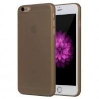 Mobiq Ultra Dun 0,3mm iPhone 6 Plus/6S Plus Grijs - 1