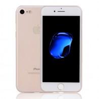 Mobiq Ultra Dun 0,35 mm Hoesje iPhone 8 Transparant - 1