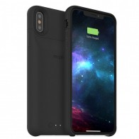 Mophie Juice Pack Access iPhone XS Max Zwart - 1