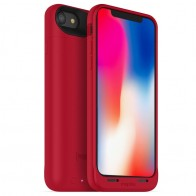 mophie juice pack air iphone x rood - 1