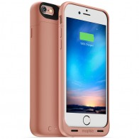 Mophie - Juice Pack Reserve iPhone 6 / 6S Rose Gold 01