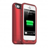 mophie juice pack plus iphone 5 (RED) - 1