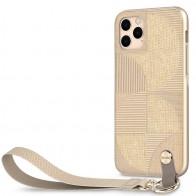 Moshi Altra iPhone 11 Pro Hoesje Beige - 1