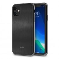 Moshi iGlaze iPhone 11 Hoesje Zwart - 1