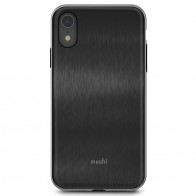 Moshi iGlaze iPhone XR Cover Armour Black 01