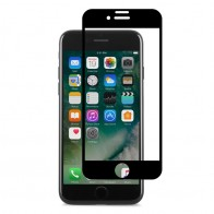 Moshi IonGlass iPhone 6/6S/7  Black - 1