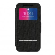 Moshi - SenseCover iPhone X Metro Black - 1