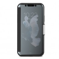 Moshi Stealthcover iPhone X Gunmetal Gray - 1