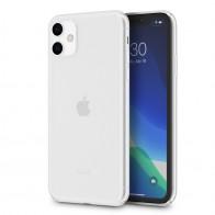 Moshi SuperSkin iPhone 11 Hoesje Matte Clear - 1