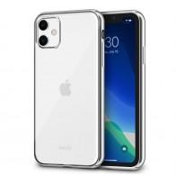 Moshi Vitros iPhone 11 Hoesje Zilver - 1