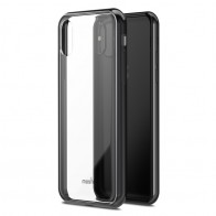 Moshi Vitros iPhone X Raven Black - 1