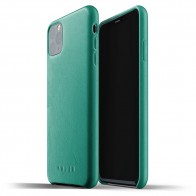 Mujjo Full Leather Case iPhone 11 Pro Max alpine green - 1