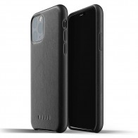 Mujjo Full Leather Case iPhone 11 Pro zwart - 1