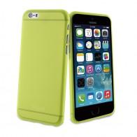 Muvit ThinGel iPhone 6 Acid Green - 1