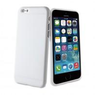 Muvit ThinGel iPhone 6 White - 1