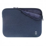 MW Sleeve voor Macbook Pro 13 inch / Macbook Air 2018 Blauw - 1