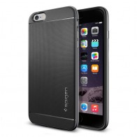 Spigen Neo Hybrid Case iPhone 6 Plus Gunmetal - 1