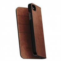 Nomad Leather Folio iPhone 8/7 Hoesje Bruin - 1