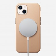 Nomad Rugged MagSafe Folio iPhone 13 Mini Natural Beige 01