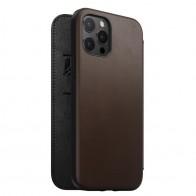 Nomad Rugged Folio iPhone 12 / iPhone 12 Pro 6.1 inch Bruin 01