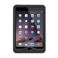 LifeProof - Nüüd Case iPad Mini 1/2/3 Black - 1