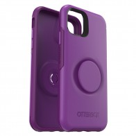 Otterbox Otter+Pop Symmetry iPhone 11 Paars - 1