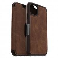 Otterbox Strada Folio iPhone 11 Espresso Bruin - 1