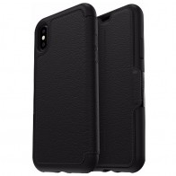 Otterbox - Clearly Protected Skin iPhone X Shadow Black 01
