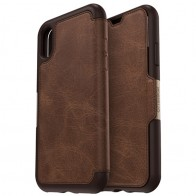 Otterbox - Clearly Protected Skin iPhone X/Xs Expresso Brown 01
