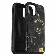 Otterbox Symmetry Case iPhone 12 Mini Zwart/goud - 1