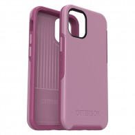 Otterbox Symmetry Case iPhone 12 Mini Roze - 1