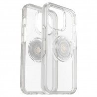 Otterbox Otter+Pop Symmetry iPhone 13 Pro Max Clear 01