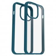 Otterbox React iPhone 13 Pro Blauw Transparant 01