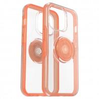 Otterbox Otter+Pop Symmetry Clear iPhone 13 Pro Melondramatic 01