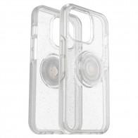 Otterbox Otter+Pop Symmetry Clear iPhone 13 Pro Stardust 01
