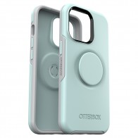 Otterbox Otter+Pop Symmetry Clear iPhone 13 Pro Tranquil Waters 01
