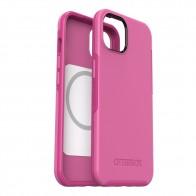 Otterbox Symmetry Plus iPhone 13 Hoesje Pink 01