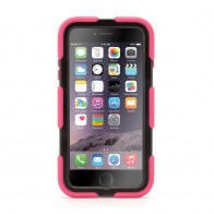Griffin Survivor Case iPhone 6 Plus Black/Pink - 1