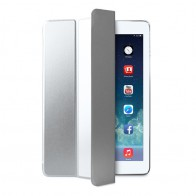 Puro Zeta Folio iPad Air 2 Silver - 1