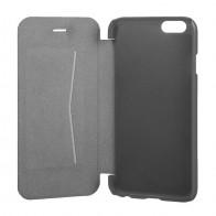 Xqisit Folio Case Rana iPhone 6 Plus Grey - 1