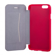 Xqisit Folio Case Rana iPhone 6 Plus Red - 1