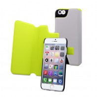 Muvit Magic Reverso Case iPhone 6 Plus Grey/Green