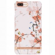 Richmond & Finch - Blossom Hoesje iPhone 7 Plus Cherry Blush 01