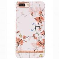 Richmond & Finch - Blossom Hoesje iPhone 7 Plus Cherry Blush 01